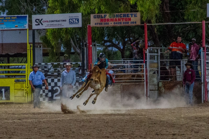 Normanton rodeo