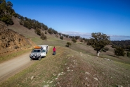 Travelling from Moonan Flat to Barrington Tops