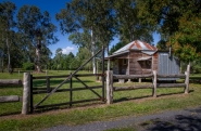 Historic Farm House on the Bruce Hwy Near Cardwell