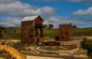 Historic copper mine - Burra SA
