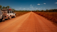Telegraph Road - Plenty of corrugations