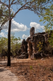 Lost City - Litchfield NP