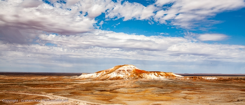 Mt Arkaringa - The Painted Desert
