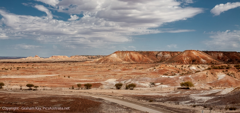 The Painted Desert - Arkaringa Staton