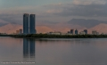 Twin Towers - Ras Al-Khaimah